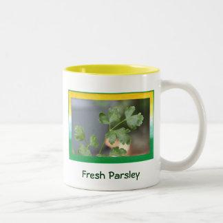 Fresh Parsley Mug