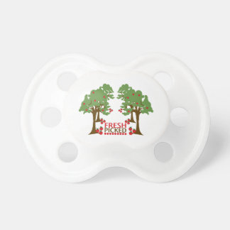 Fresh Picked Baby Pacifier