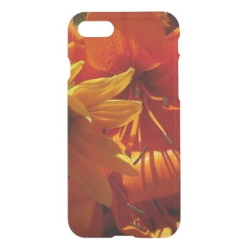 Fresh Picked Flowers iPhone 7 Case