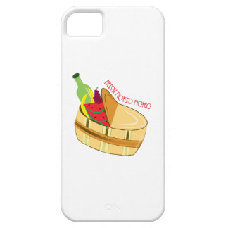 Fresh Picked Picnic iPhone 5 Case