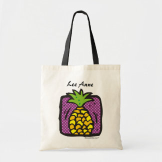 Fresh Pineapple. Tote Bag