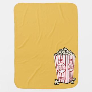 Fresh Popcorn Baby Blanket