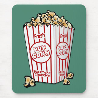Fresh Popcorn Mouse Pad