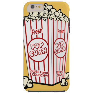 Fresh Popcorn Tough iPhone 6 Plus Case