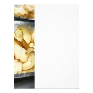 Fresh Potato Chips Flyer