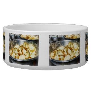Fresh Potato Chips Dog Water Bowls