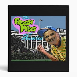 Fresh Pres of America  - binder