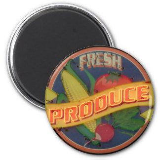 Fresh Produce Magnet