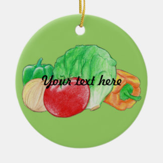 Fresh Produce Ornament