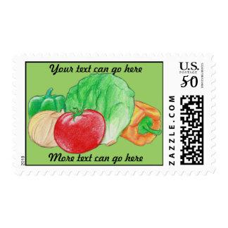 Fresh Produce Postage