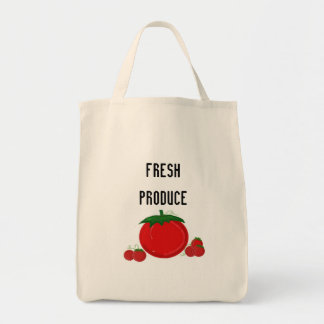 Fresh Produce - Tomatoes Tote Bag
