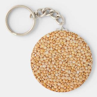 Fresh Red Lentils Keychain