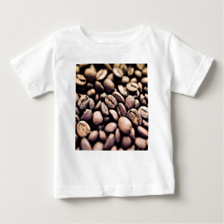 Fresh Roasted Coffee Beans Baby T-Shirt