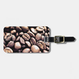 Fresh Roasted Coffee Beans Bag Tag