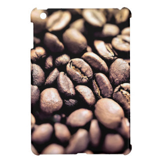 Fresh Roasted Coffee Beans iPad Mini Covers