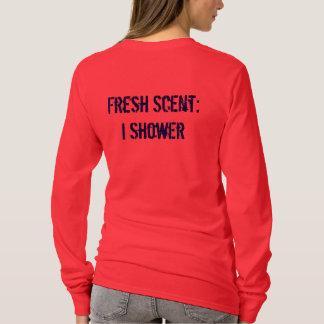 Fresh Scent: I Shower T-Shirt