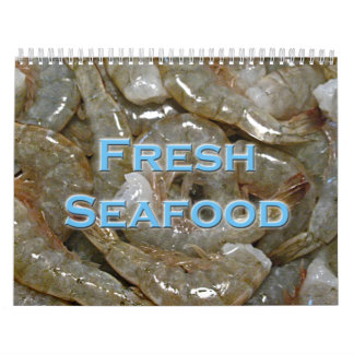 Fresh Seafood Calendar