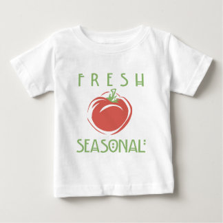 Fresh Seasonal Baby T-Shirt