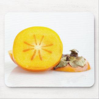 Fresh Sliced Persimmon Mousepad
