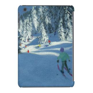 Fresh Snow Morzine France iPad Mini Retina Case