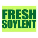 Fresh Soylent Postcard