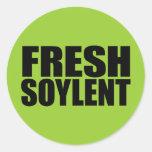 Fresh Soylent Sticker