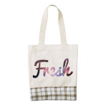 fresh, nebula, boho, hipster, cool, funny, typography, fashion, space, tote bag, fun, style, hip, text, graphic, art, zazzle heart tote bag, [[missing key: type_heartba]] with custom graphic design