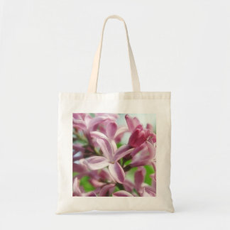 Fresh Spring Lilacs Tote Bags
