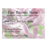 Fresh Spring Lilacs Large Business Cards (Pack Of 100)