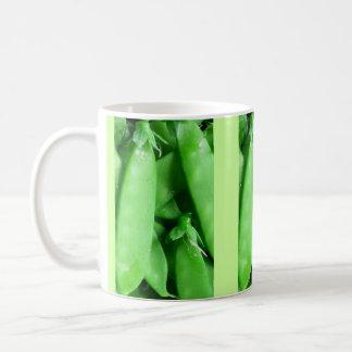 Fresh Spring Peas Coffee Mug