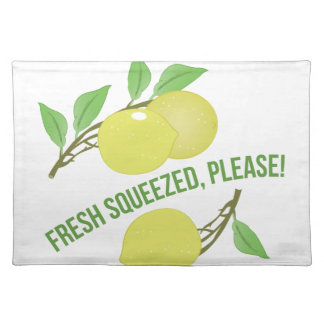 Fresh Squeezed Placemat