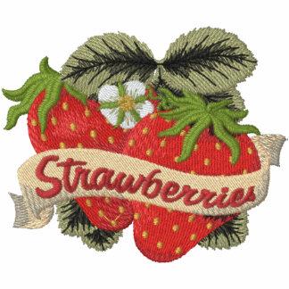Fresh Strawberries Hoodie