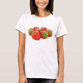 Fresh strawberries tee shirt