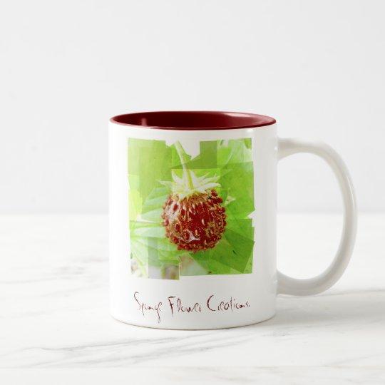 Fresh Strawberry Mug