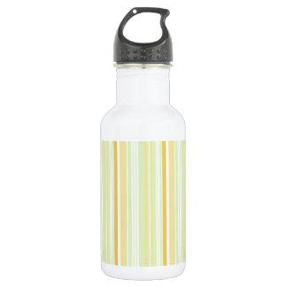 Fresh Stripe Water Bottle