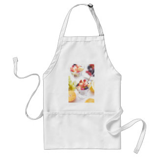 Fresh Summer Fruit Salad Adult Apron