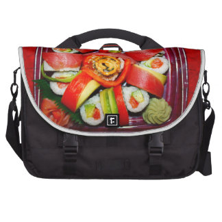 Fresh Sushi Platter Commuter Bag