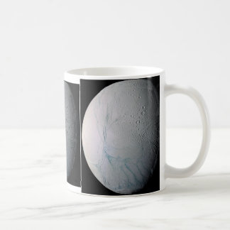 Fresh Tiger Stripes on Enceladus Coffee Mug