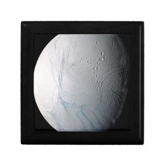 Fresh Tiger Stripes on Enceladus Jewelry Box