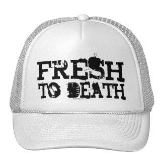 Fresh To Death Trucker Hat