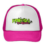 fresh to death mesh hats