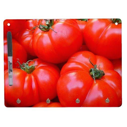 fresh tomatoes Dry-Erase whiteboards