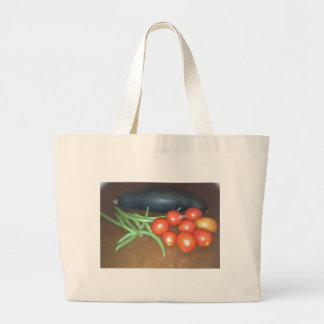 Fresh Veg Large Tote Bag