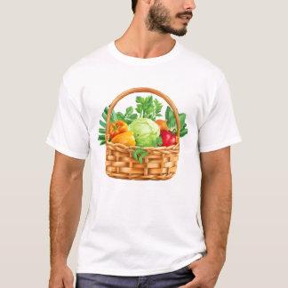 FRESH VEGETABLES BASKET SHIRT