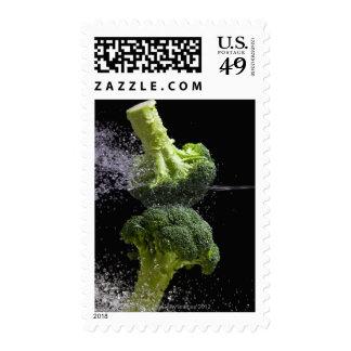 Fresh Vegetables & Food Hygiene Postage Stamps