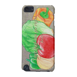 Fresh Veggies iPod Speck Case