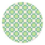 Forget-Me-Not Edging Free Crochet Pattern - KarensVariety.com