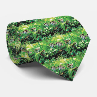 Fresh water characteristic angel fish neck tie
