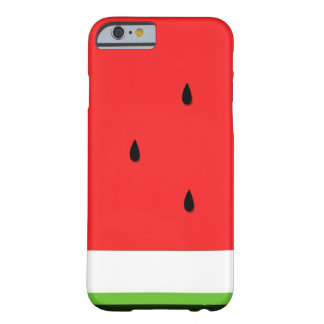 Fresh Water Melon Barely There iPhone 6 Case