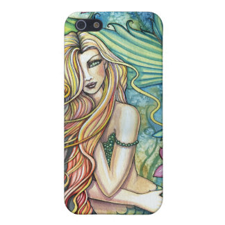 Fresh Water Mermaid iPhone Case Cover For iPhone 5